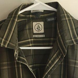 Volcom Plaid Shirt